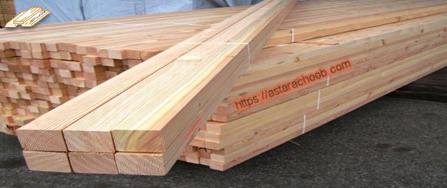 قیمت چوب نراد روسی در رشت